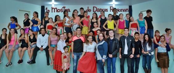 Iretama: Casa da Cultura realiza I Mostra de Danças Regionais