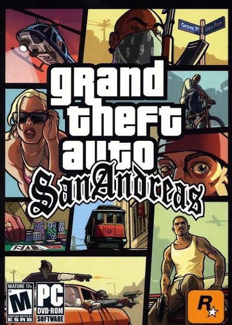 GTA San Andreas pc game