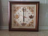 Reloj teteras