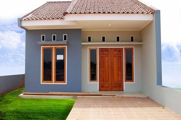 Desain Rumah Sederhana Biaya Murah 1 Lantai