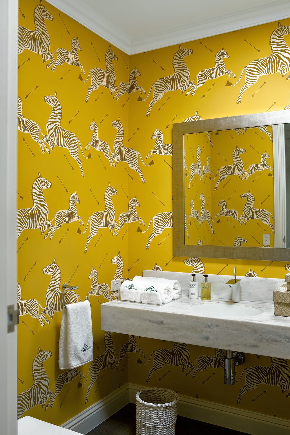 The Glam Pad Springing Into Yellow