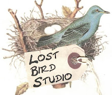 Come visit me at Lost Bird Studio