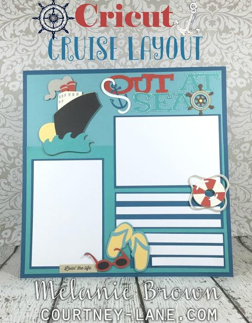 Cricut Cruise layout