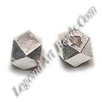 Wholesale Silver Nugget Beads