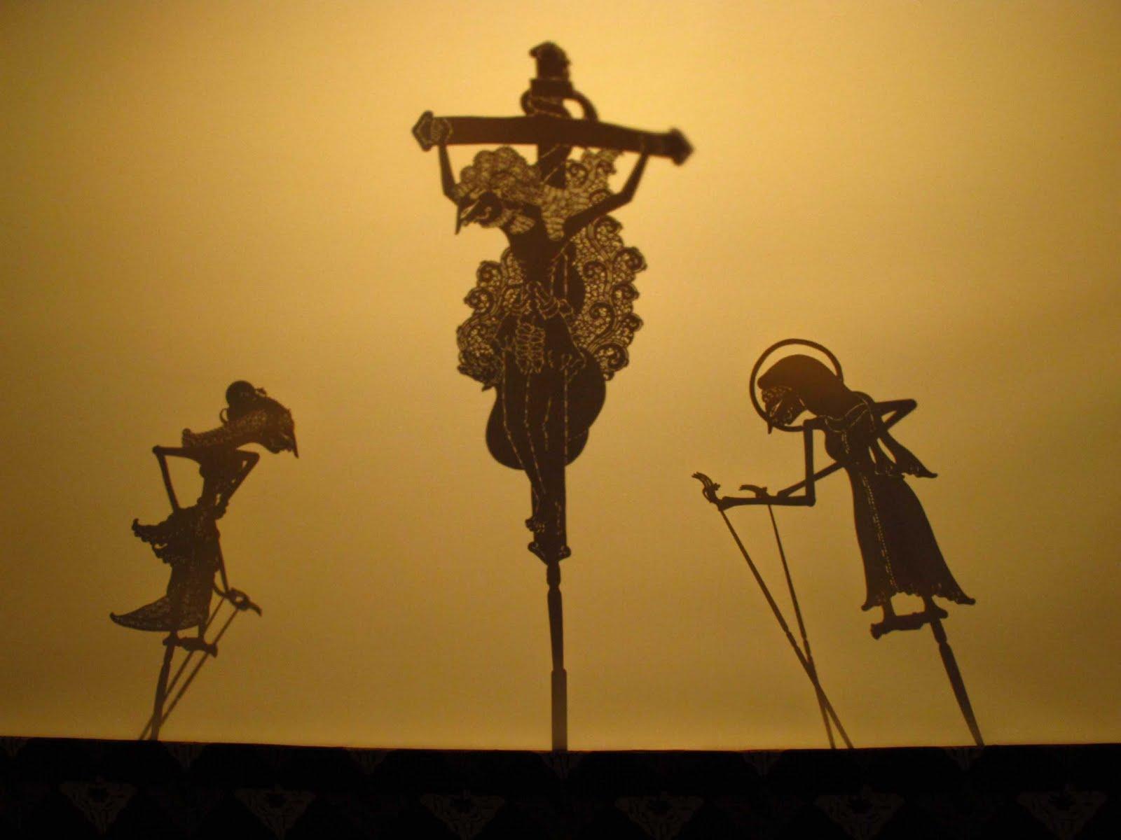 Wayang kulit kristus