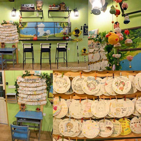 Chasing food dreams bmon caf kota damansara for Food bar kota damansara