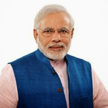 Narendra Modi congratulated india in twitter