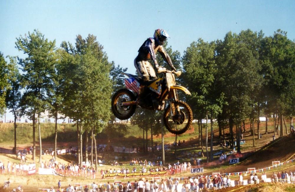 Robbie Reynard 1999 USGP Budds Creek