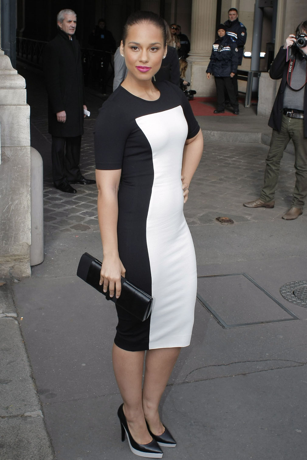 Drools::: Alicia Keys Style For Plus Size Fashionistas
