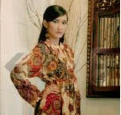 Foto Baju Batik Qonita