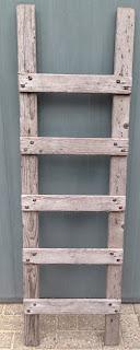 Studio molenaar houten decoratie ladders - Studio decoratie ...