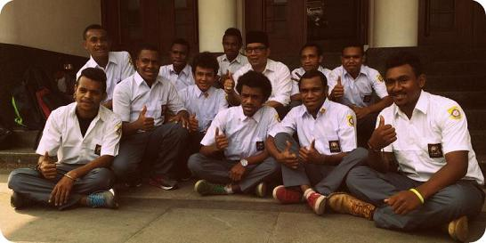 Ridwan Kamil akan Jadi Wali Murid untuk 70 Siswa Papua di Kota Bandung