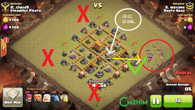 Tips dan Trik War Clash Of Clans
