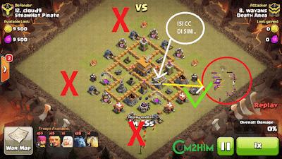 Tips dan Trik War Clash Of Clans
