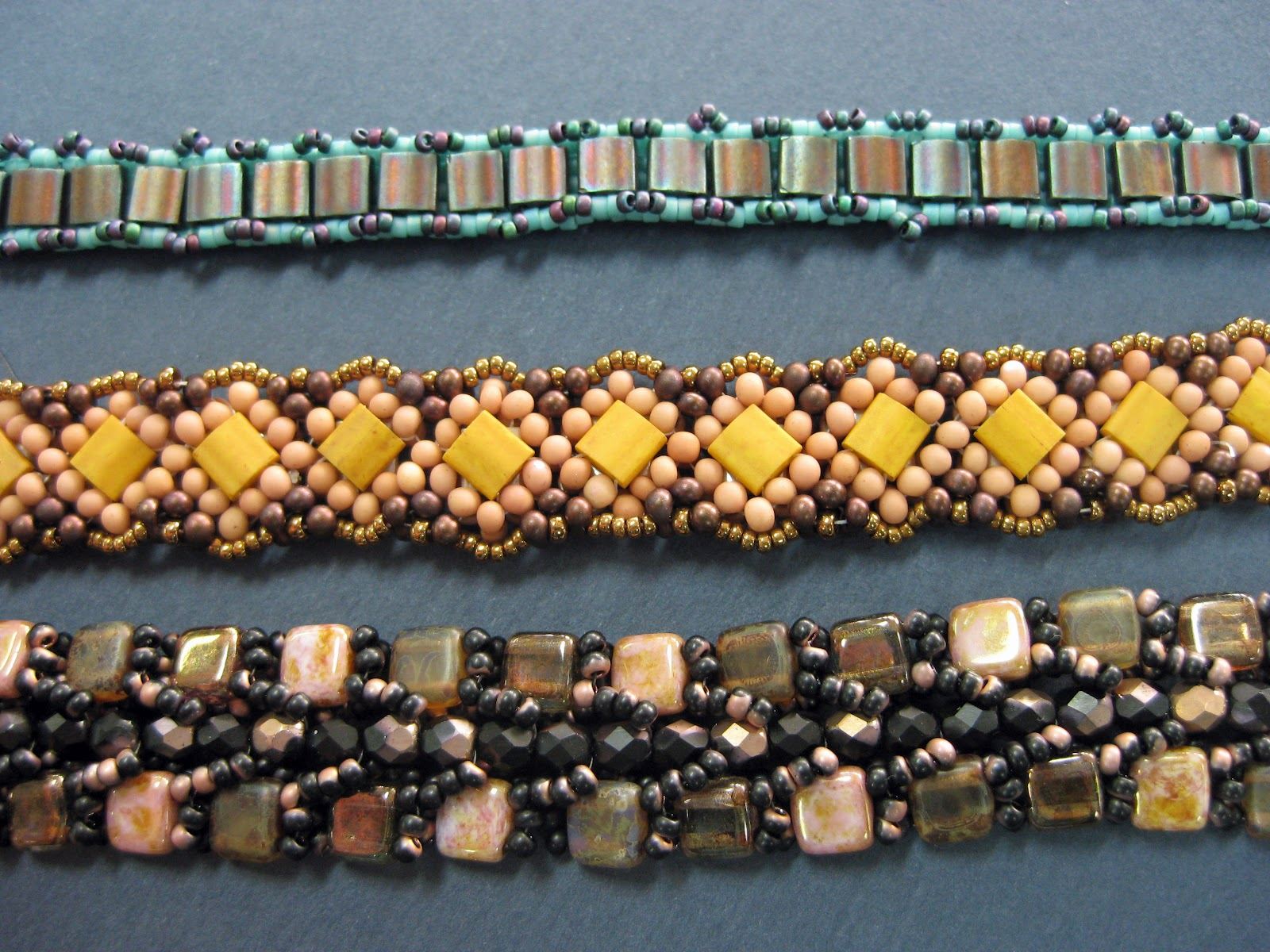 bead inspiration from bead classes