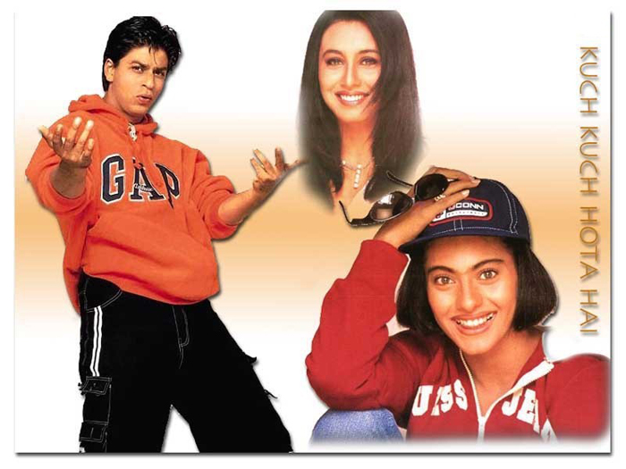Download wallpapers free: Kuch Kuch hota hai wallpapers
