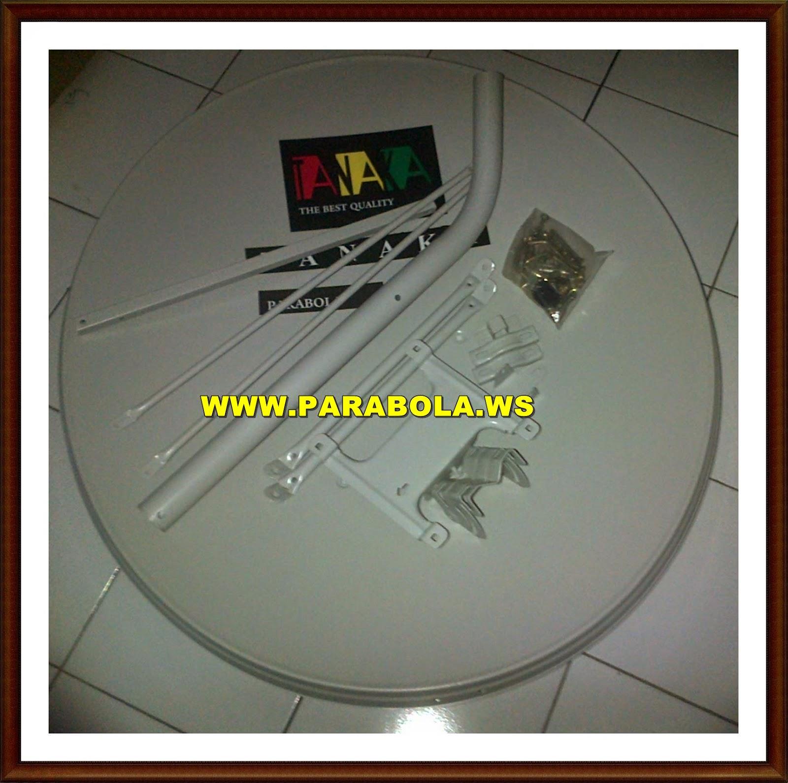 antena parabola mini solid tanaka 100 cm