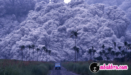 letusan gunung pinatubo