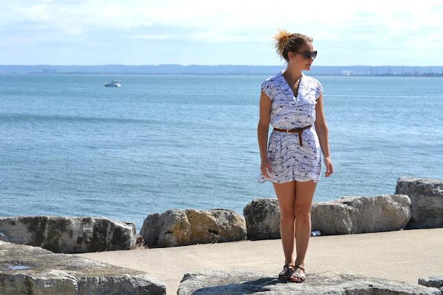 lipsy london, aldo, canada, smart set, blogger, fashion, canada blogger, beach wear, romper, sail, sailing outfit, sailing clothes,