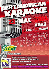Pertandingan Karaoke