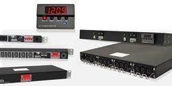 Metered Rack Mount Power Strips and PDUs