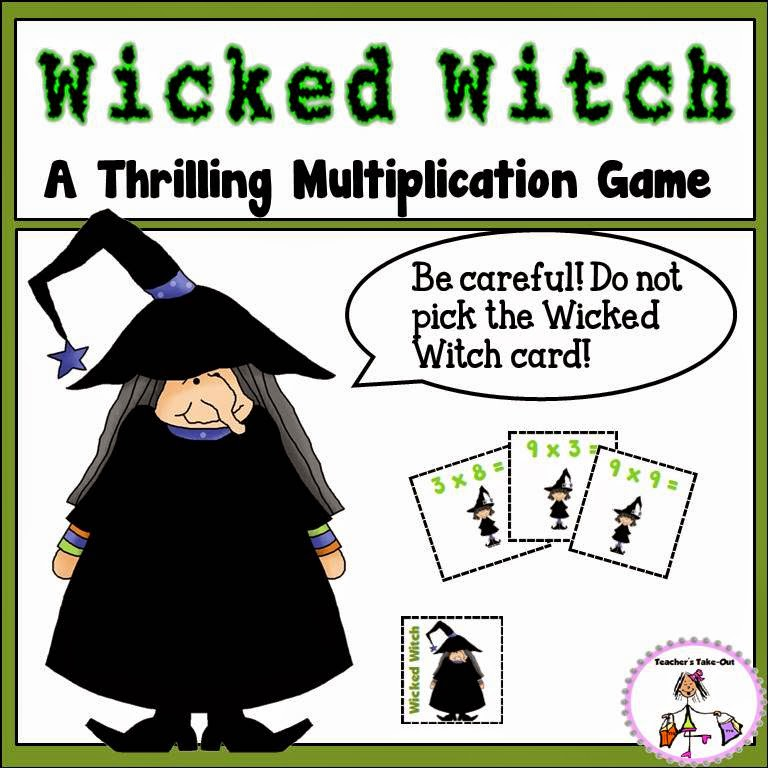 Free Wicked Witch Game
