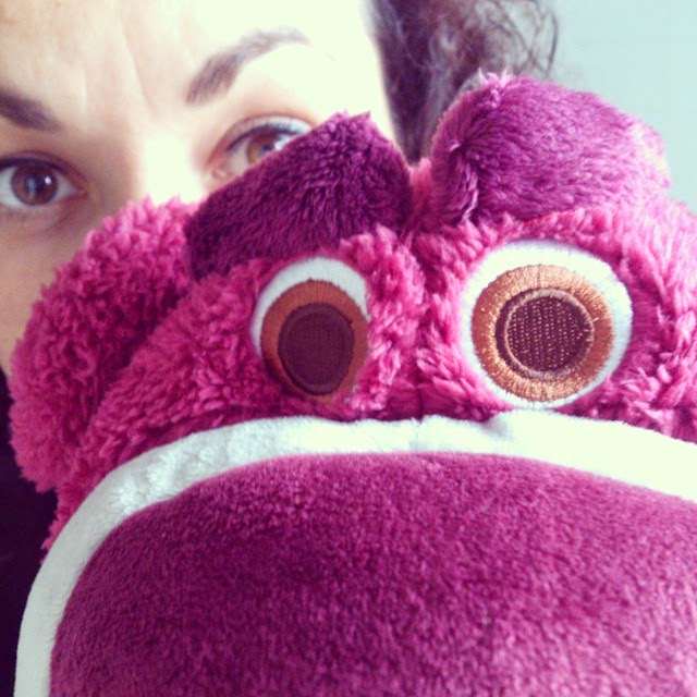 Lotso toy story