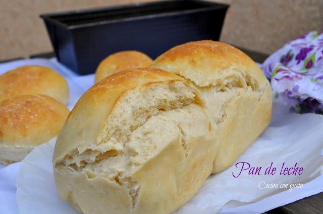 "Pan De Leche, ""cocinar Entre Amigas"""