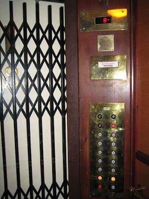 Opasen asansior
