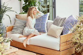 Clebrity Homes: Sneak peak of Actress Julianne Hough's Stunning Outdoor Space.