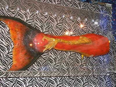 Daryl Hannah Splash Mermaid Tail The Tail (An Up...