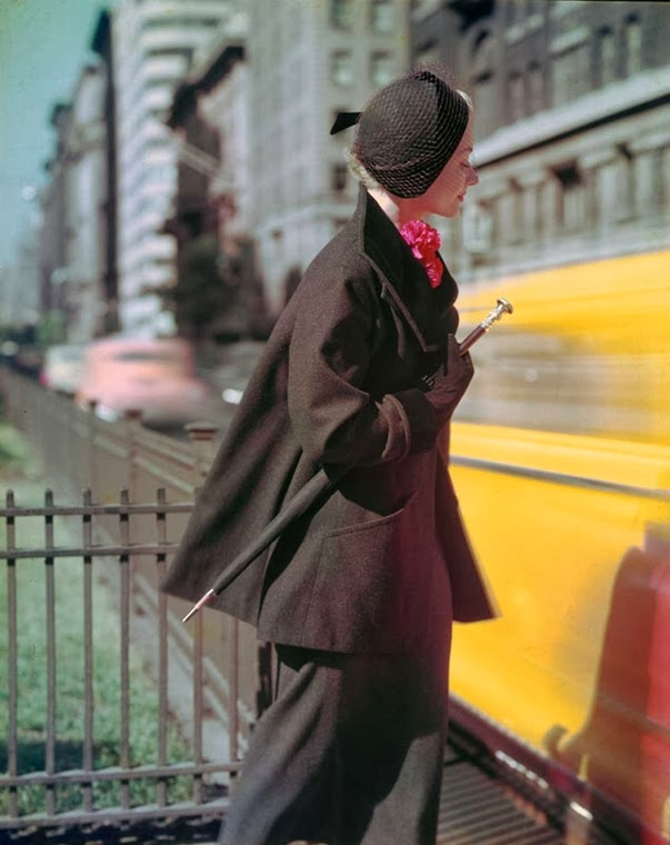 nuncalosabre.Fashion Photography - Norman Parkinson