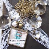 Romantiske vintage smykker