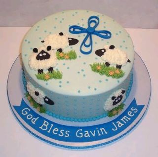 Baptism Cakes for Kids