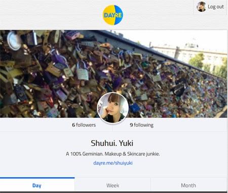 www.dayre.me/SHuiYuki