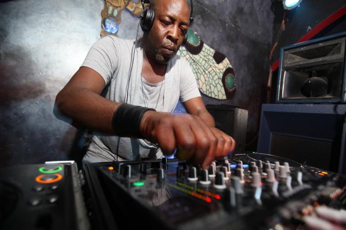DJ Jumpin' Jack* Jumpin' Jack - 1996 AH #15