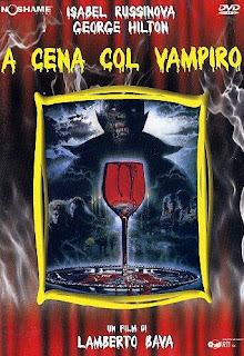 Cover: Brivido giallo - A cena col vampiro (TV)