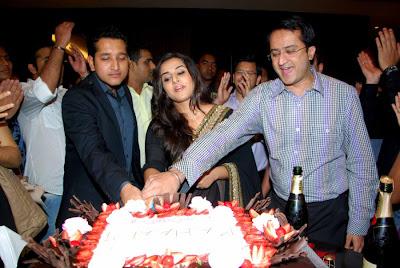 kahaani movie success party unseen pics