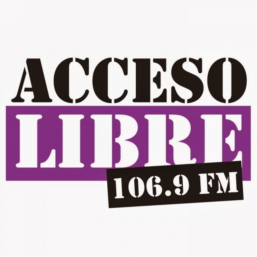 Acceso Libre (106.9 FM) Sábados 12 pm