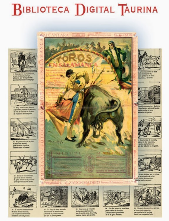 Biblioteca Digital Taurina de Castilla y León