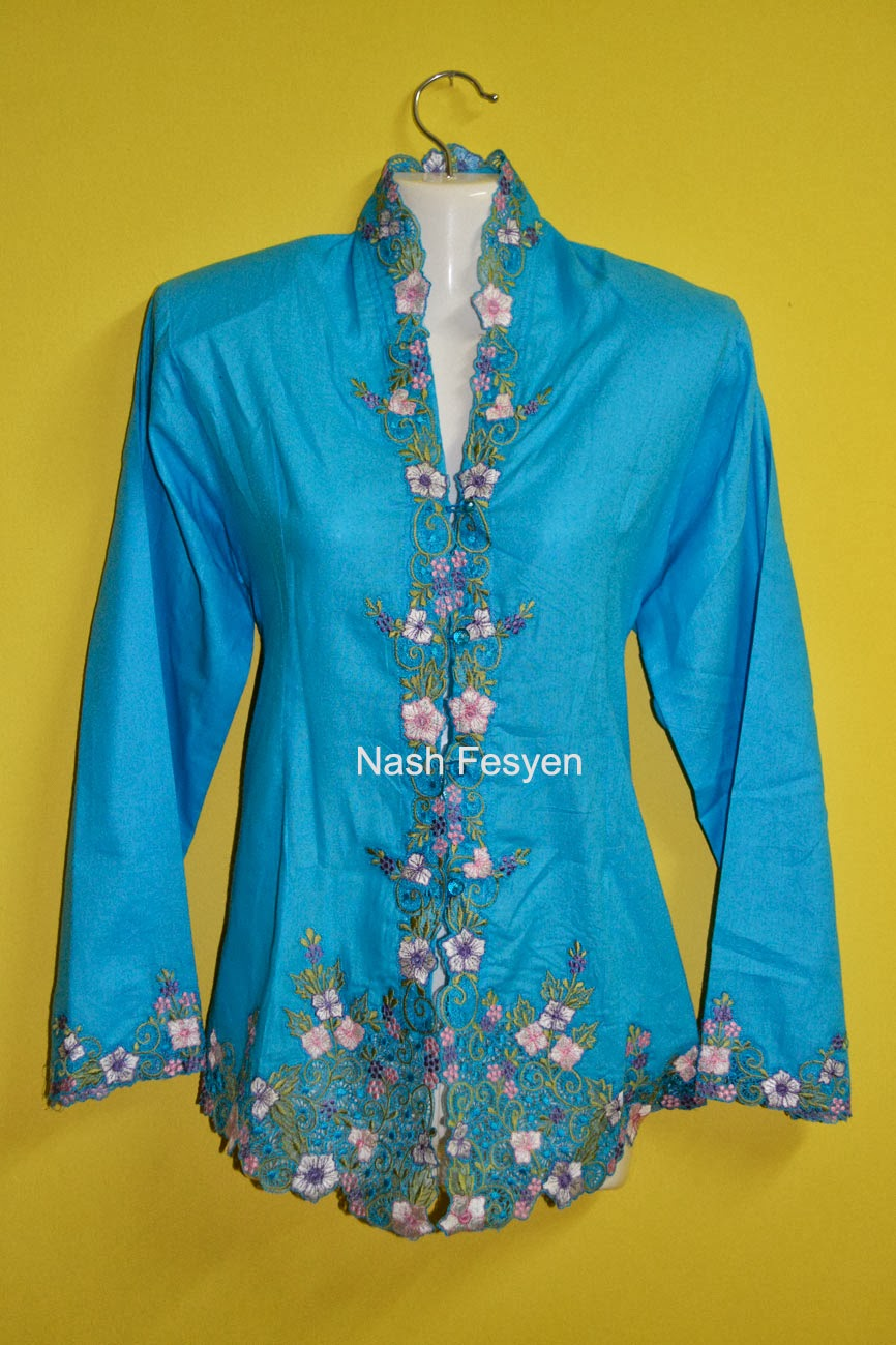Nash Fesyen Jahit Kebaya Nyonya