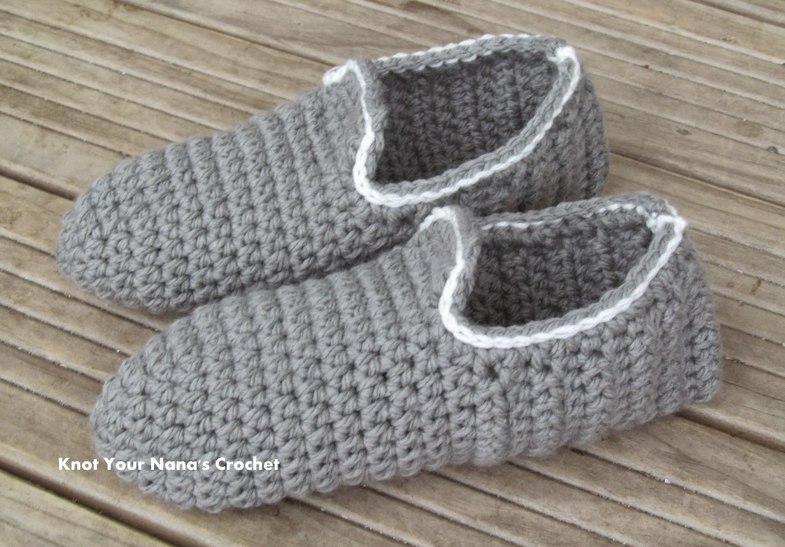 Crochet Loafers