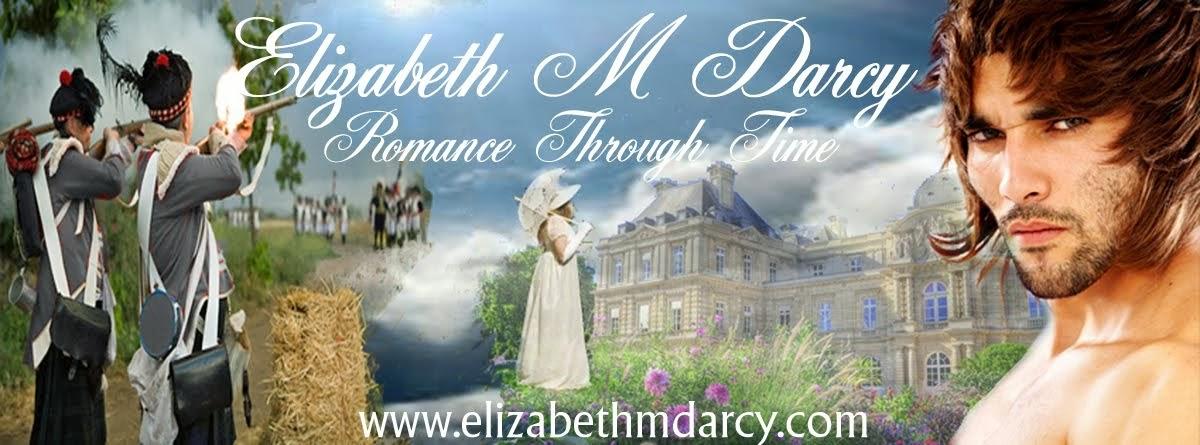 Elizabeth M  Darcy Author of Historical Romance