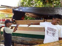 small island community dynamic life