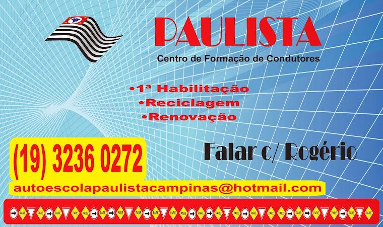 Autoescola Paulista Campinas