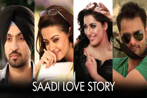 Saadi Love Story (Title Song)