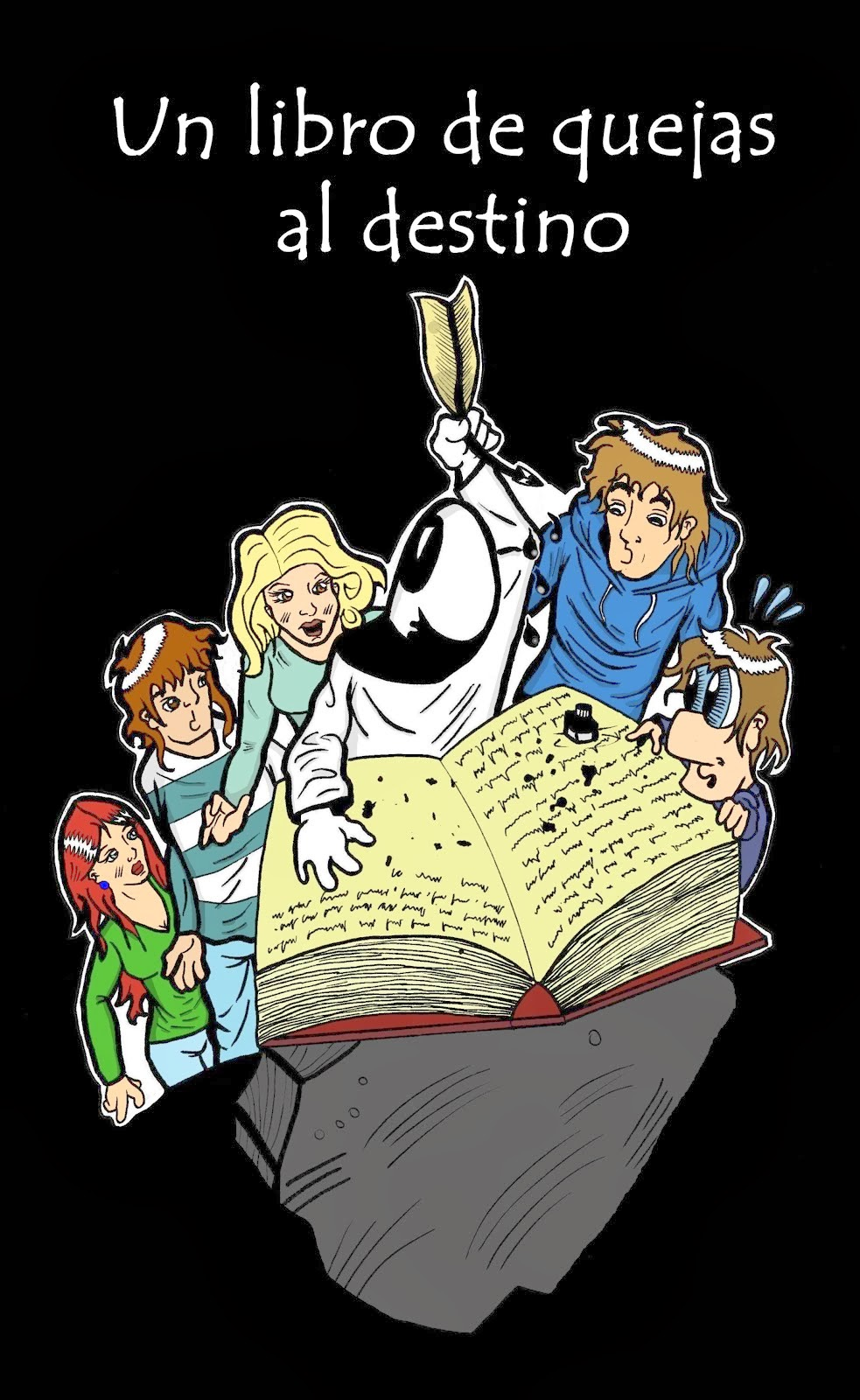 Un libro de quejas al destino