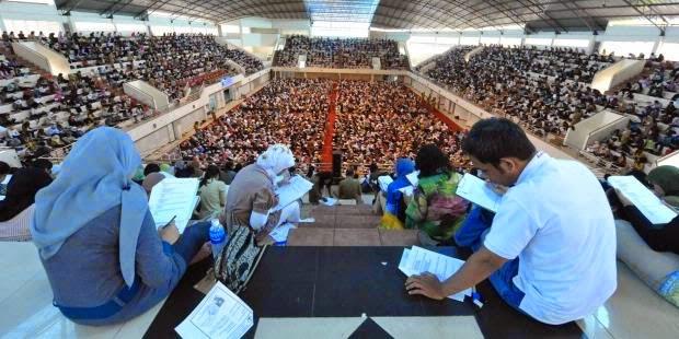 462 Instansi Membuka Lowongan CPNS 2014