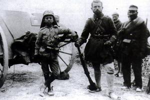 Υπαξιωματικός του ελληνικού στρατού