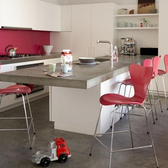 Dise o de cocinas materiales b sicos para una cocina - Materiales de cocinas ...